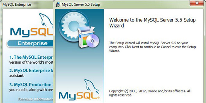 how to download and install mysql