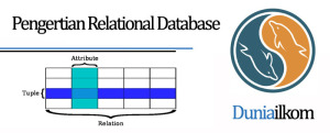 Tutorial Belajar MySQL - Pengertian Relational Database
