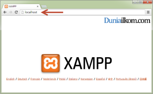 Cara Menginstall XAMPP di Windows - Localhost