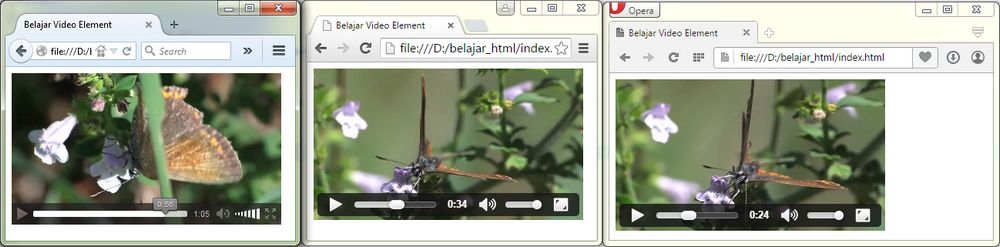 HTML Uncover - Belajar Video Element