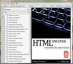 Print Screen PDF eBook HTML Uncover