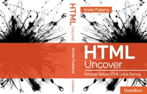Cover Full buku HTML Uncover 2.0