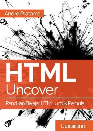 eBook HTML Uncover Duniailkom