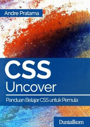 eBook CSS Uncover Duniailkom