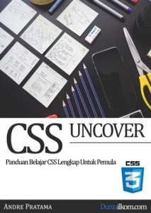 eBook CSS Uncover - sedang