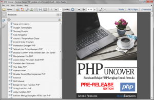 cover PHP Uncover