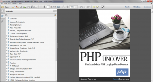 Cover eBook PHP Uncover Full Version