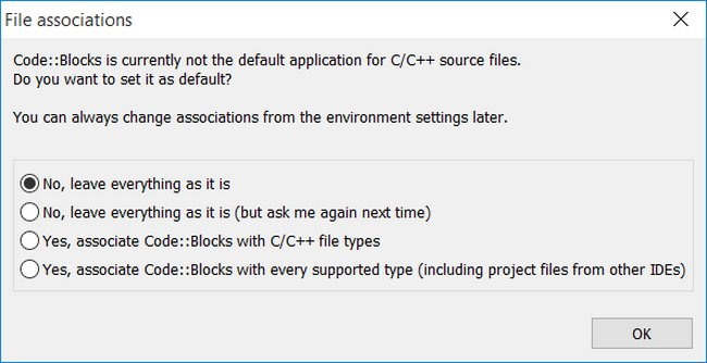 File Association Code Blocks