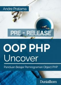 OOP PHP Uncover pre-release