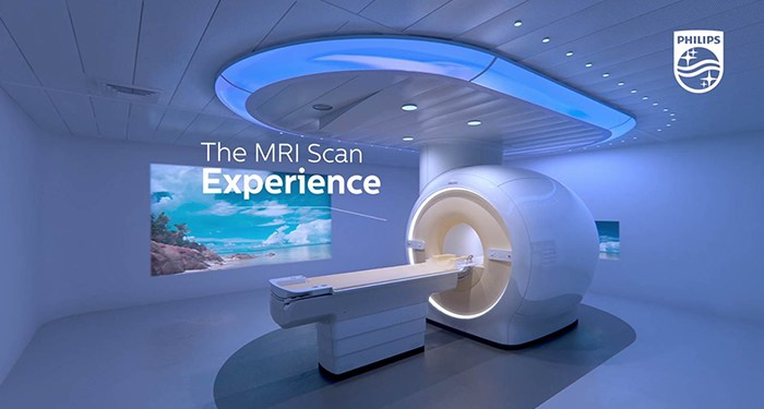 Alat MRI dari Philips Healthcare