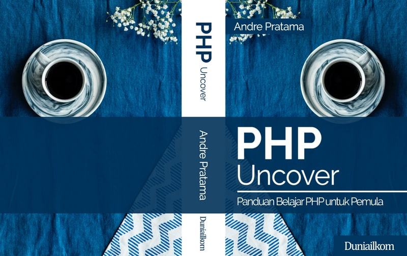 Tampilan eBook PHP Uncover - Full